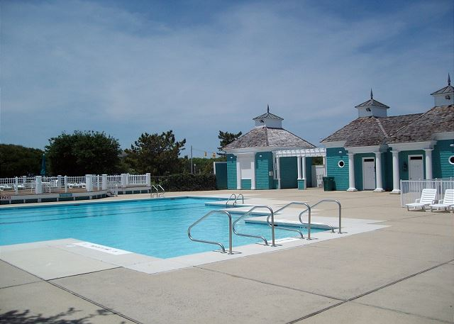 Buck Island Community Pool