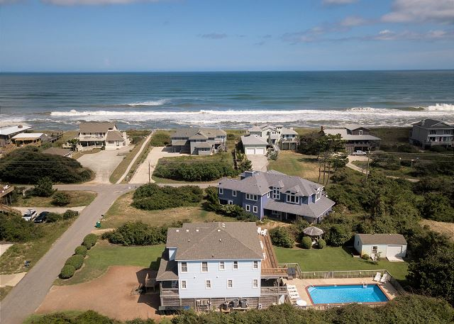 200 Feet from Beach Access