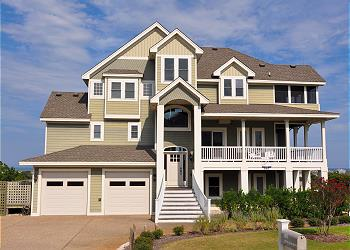Sand Simeon, an Outer Banks Vacation Rental in Corolla