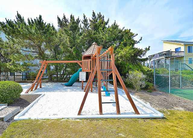 Duck Landing Playground