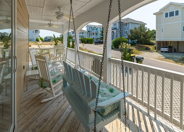 Front Porch - Mid Level