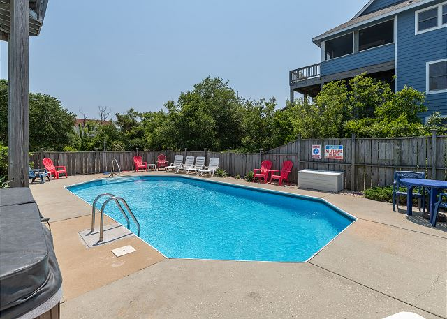 Fiddlin Around - Private Pool and Hot Tub