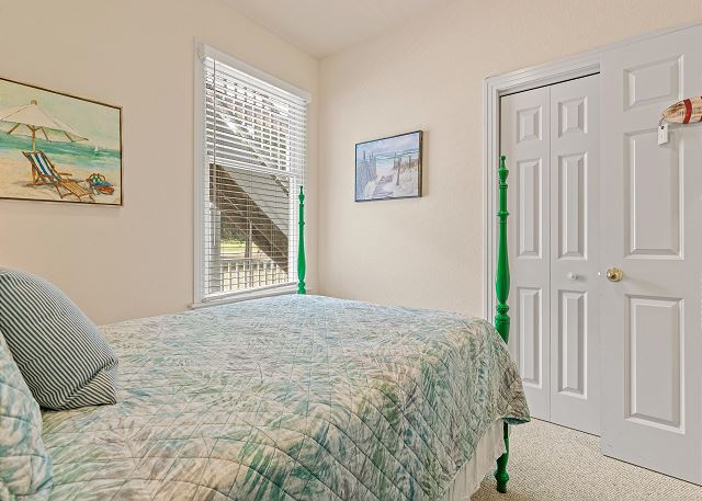Double Bed Bedroom - Entry Level