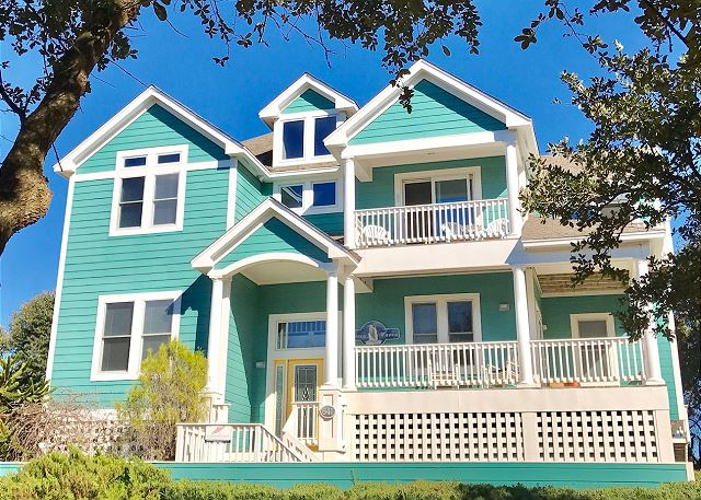 Heron Haven of Heron Haven, a 5 bedroom, 4.5 bathroom vacation rental in Corolla, NC