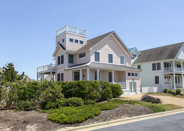 Par-Tee by the Sea of Par-Tee by the Sea, a 4 bedroom, 3.5 bathroom vacation rental in Corolla, NC