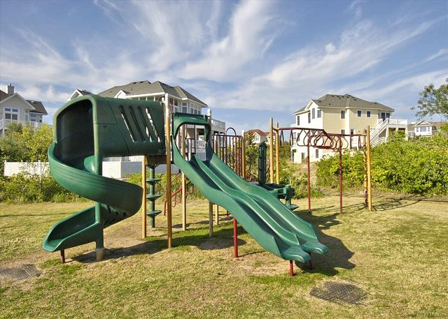 Pine Island Playground of Full House, a 5 bedroom, 4.5 bathroom vacation rental in Corolla, NC