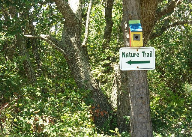 Audubon Nature Trail