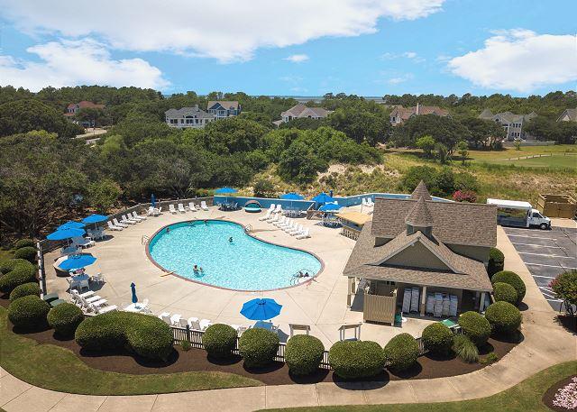 Currituck Club Community Pool