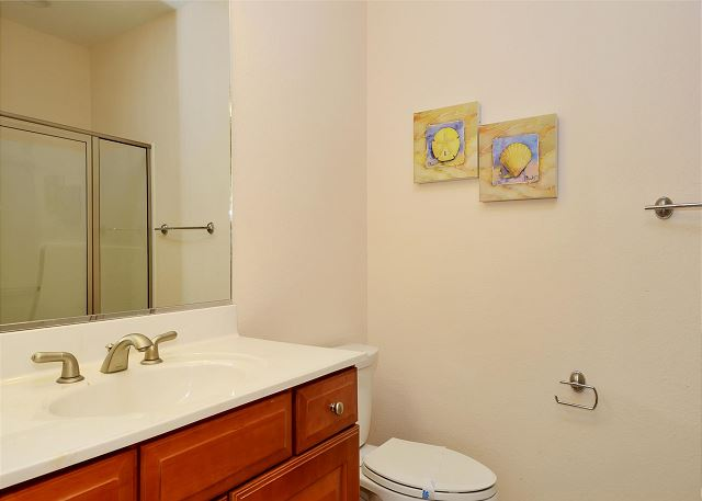 King Master Bathroom Mid Level