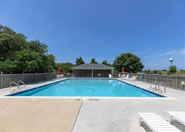 Windswept Ridge Community Pool