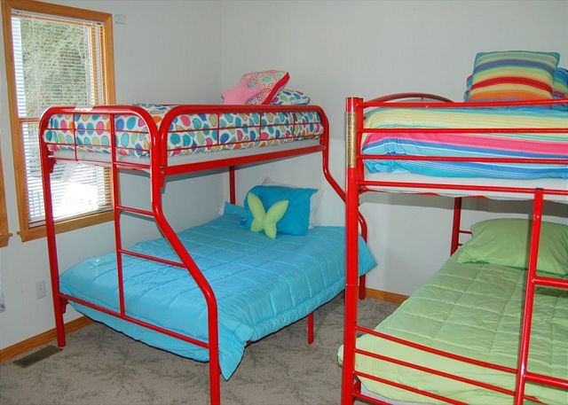 Pyramid Bunk & Bunk Bed Sets - Entry Level