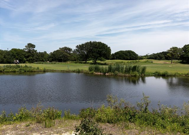 14th Fairway of Southern Breeze, a 5 bedroom, 4.5 bathroom vacation rental in Corolla, NC