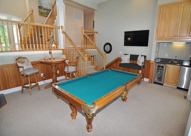 Pool table - Mid Level