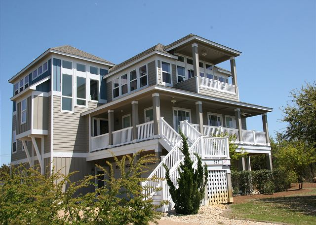 Our Mulligan of Our Mulligan, a 6 bedroom, 5.5 bathroom vacation rental in Corolla, NC