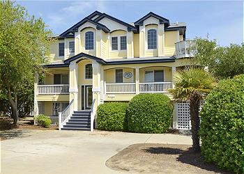 Jewel of the Isle, an Outer Banks Vacation Rental in Duck