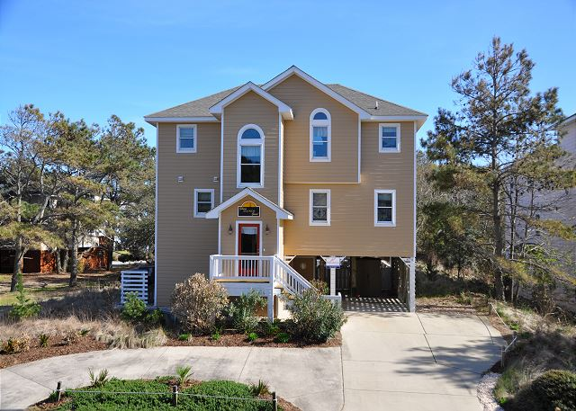 Shore Sounds Good of Shore Sounds Good!, a 5 bedroom, 4.5 bathroom vacation rental in Corolla, NC