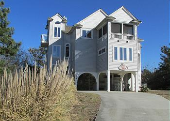 Sandy Heels, an Outer Banks Vacation Rental in Corolla