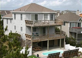 Bienvenue!, an Outer Banks Vacation Rental in Corolla