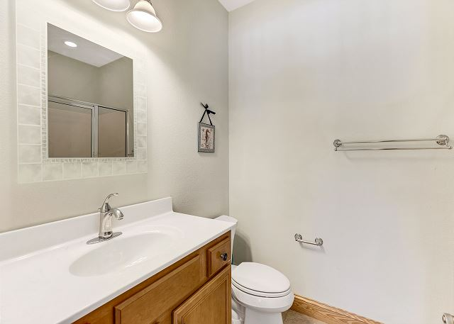 First King Master Bath - Entry Level