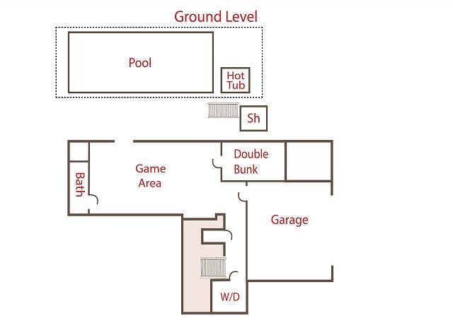 Floor Plan - Ground Level