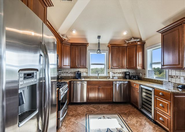 Kitchen - Top Level