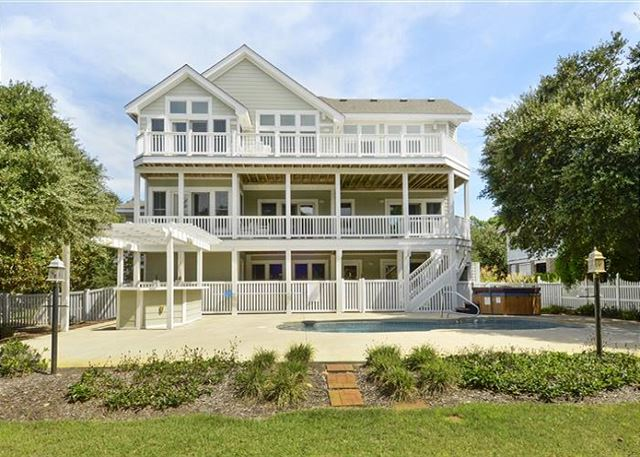 Thanks Dad Thanks Dad is a 6 bedroom, 5.5 bathroom vacation rental in Corolla, NC