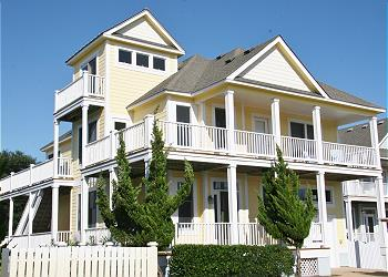 Seas The Day, an Outer Banks Vacation Rental in Corolla