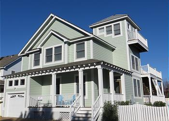 Pop Pop & GiGi's Oasis, an Outer Banks Vacation Rental in Corolla