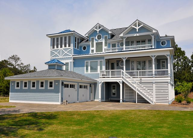 Forever 409  of Forever 409, a 6 bedroom, 5.5 bathroom vacation rental in Corolla, NC