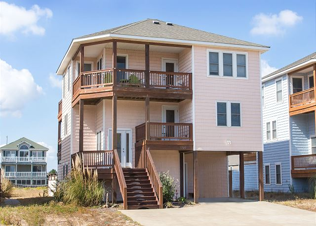 Just Peachy of Just Peachy, a 4 bedroom, 4.5 bathroom vacation rental in Kill Devil Hills, NC