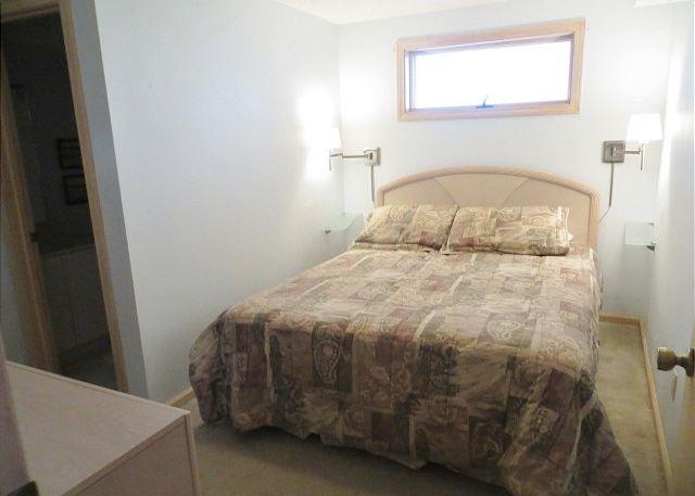 Queen Bedroom ground level