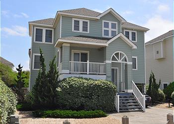 OB Wave, an Outer Banks Vacation Rental in Corolla