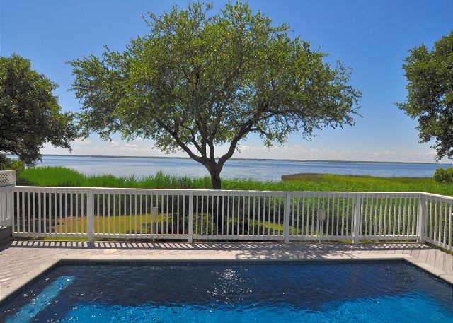 Pool Patio Sugar Shack is a 4 bedroom, 3.0 bathroom vacation rental in Corolla, NC