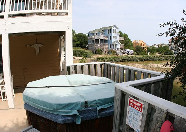 Hot Tub of Shore Sounds Good!, a 5 bedroom, 4.5 bathroom vacation rental in Corolla, NC