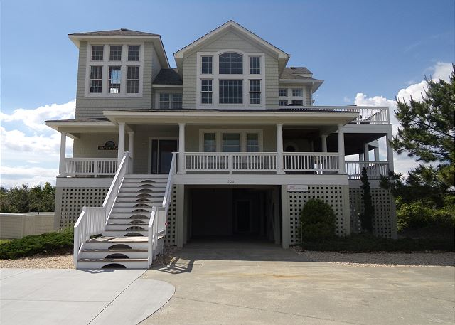 Waterlily of Waterlily, a 5 bedroom, 5.5 bathroom vacation rental in Corolla, NC