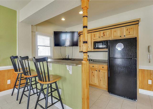 Kitchenette Ground Level of Coastal Castle, a 8 bedroom, 7.0 bathroom vacation rental in Corolla, NC