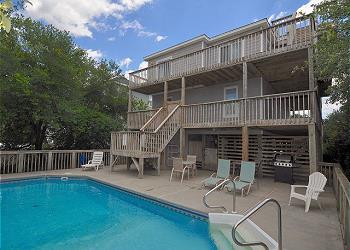 Sunset Strip, an Outer Banks Vacation Rental in Corolla