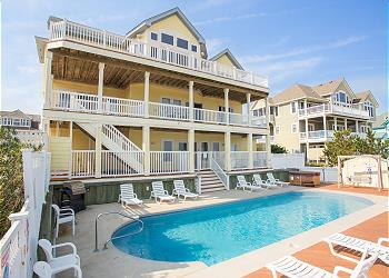 A Raye of Sunshine, an Outer Banks Vacation Rental in Corolla