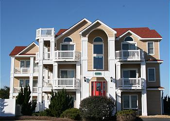 Coastal Castle, an Outer Banks Vacation Rental in Corolla