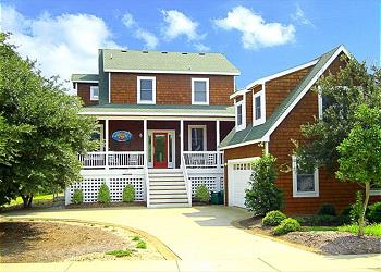 Serendipity, an Outer Banks Vacation Rental in Corolla