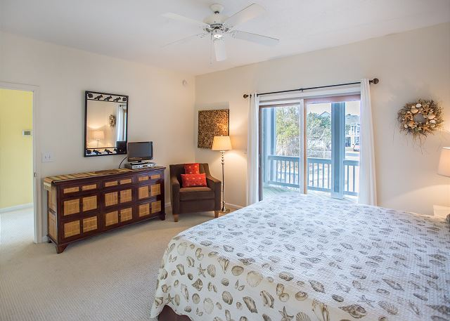 King Master Midlevel Summerland is a 5 bedroom, 5.5 bathroom vacation rental in Corolla, NC