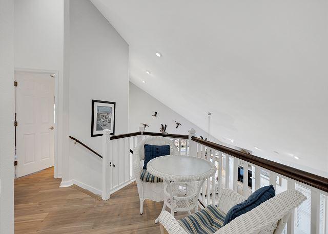 Loft Sitting Area - Top Level
