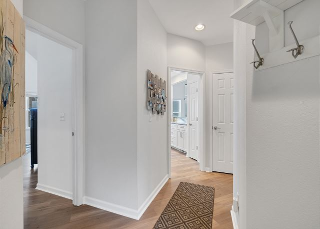 Hall - Entry Level