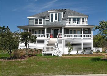 Shooting Star, an Outer Banks Vacation Rental in Corolla