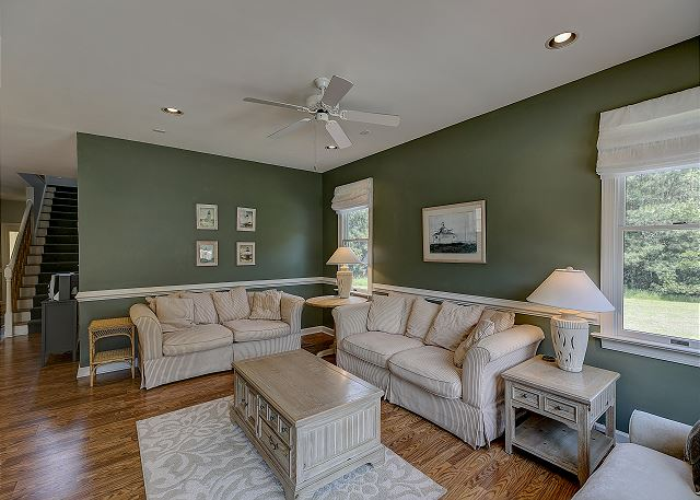 Living Room entry level