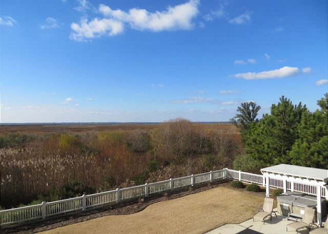 View - Top Deck