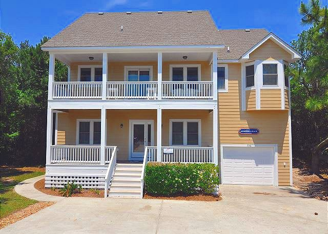 Amazing Grace of Amazing Grace, a 4 bedroom, 3.5 bathroom vacation rental in Corolla, NC