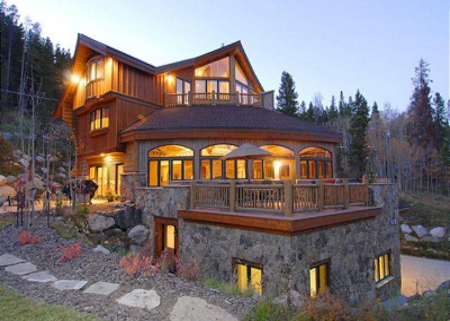 Top breckenridge rental homes ideal vacation homes for Breckenridge colorado cabins