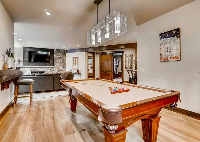 Anyone up for a game of pool?