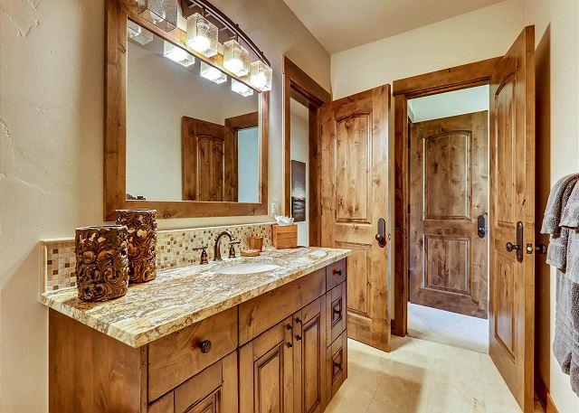 Lower Hall Bathroom